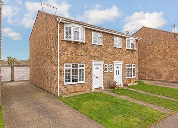 Thumbnail 3 bed semi-detached house for sale in Shepherds Court, Hertford