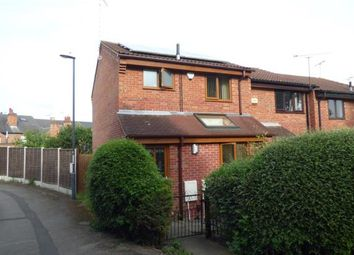 Thumbnail 3 bedroom end terrace house for sale in Sherwood Street, Derby, Derbyshire