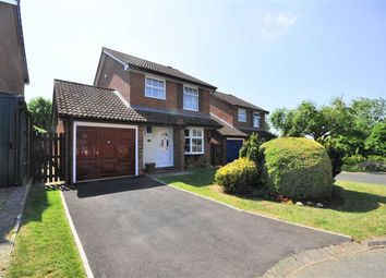 Thumbnail 3 bed detached house for sale in Shackleton Close, Churchdown, Gloucester