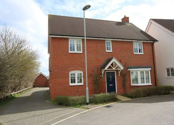 Thumbnail 4 bed detached house for sale in Colemans Close, Little Canfield, Dunmow