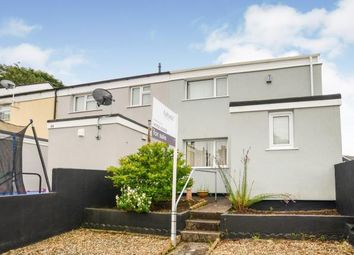 Thumbnail 2 bed end terrace house for sale in Leigham, Plymouth, Devon