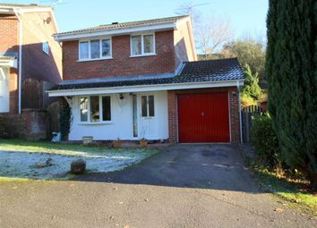 Thumbnail 3 bed detached house for sale in Hook Close, Osbaston, Monmouth
