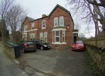 Thumbnail 3 bed flat for sale in Wellington Road, Prenton