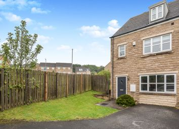 3 bed town house for sale in Honey Hall Ing, Huddersfield HD2