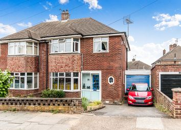 Thumbnail 3 bed semi-detached house for sale in Whitehall Gardens, Canterbury