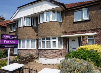 Thumbnail 2 bed maisonette for sale in Danson Crescent, Welling