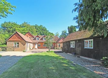 Thumbnail 4 bed detached house for sale in Beaulieu Road, Lyndhurst
