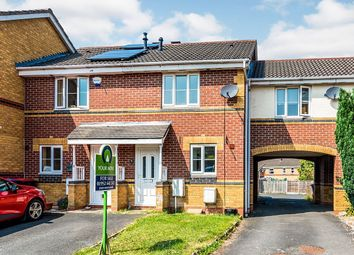 Thumbnail 2 bed terraced house for sale in Fireclay Drive, St. Georges, Telford