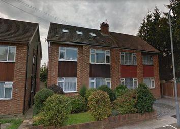 Thumbnail 2 bed maisonette to rent in Vincent Close, Hainault, Fairlop, Grange Hill, London, Essex
