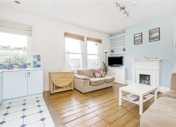 Thumbnail 3 bed flat for sale in Tremadoc Road, London