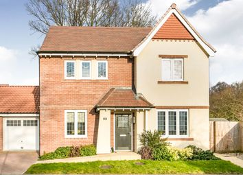 Thumbnail 4 bed detached house for sale in Clermont Avenue, Sudbury