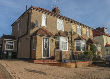 Thumbnail 3 bed semi-detached house for sale in Goffs Lane, Goffs Oak, Hertfordshire