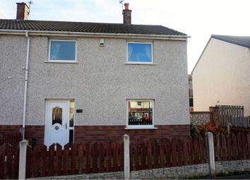 Thumbnail 3 bed semi-detached house for sale in Broomhouse Lane, Edlington, Doncaster