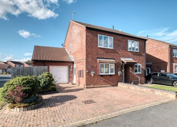 Thumbnail 2 bed semi-detached house for sale in Sheepcroft Close, Webheath, Redditch