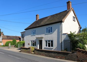 Thumbnail 3 bed detached house to rent in Church Street, Stradbroke, Eye