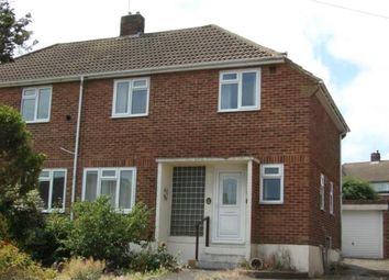 Thumbnail 3 bed semi-detached house for sale in Barberry Avenue, Chatham, Kent