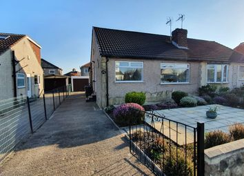 Thumbnail 2 bed semi-detached bungalow for sale in Westfield Mount, Yeadon, Leeds