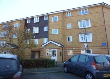 Thumbnail 1 bed flat to rent in Stanley Close, London