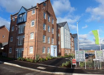 Thumbnail 1 bed flat to rent in City Wharf, Coventry