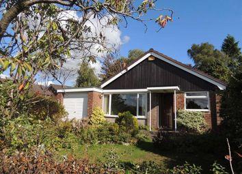 Thumbnail 3 bed detached bungalow for sale in Clough Avenue, Marple Bridge, Stockport