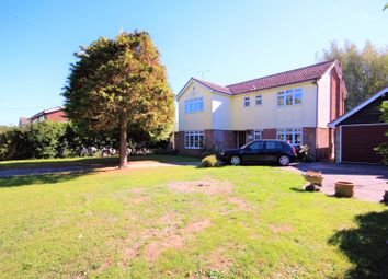 Thumbnail 4 bed detached house for sale in Domsey Lane, Little Waltham