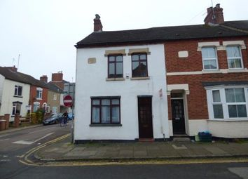 Thumbnail 2 bed end terrace house for sale in Junction Road, Kingsley, Northampton, Northamptonshire
