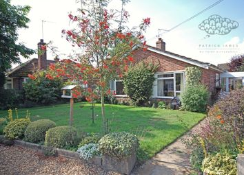 Thumbnail 3 bed bungalow for sale in East Row, The Street, Holbrook, Ipswich