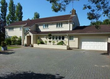 Thumbnail 4 bed detached house for sale in Croft Drive West, Caldy, Wirral