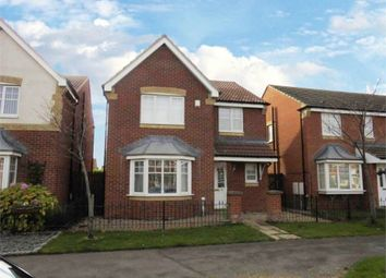 Thumbnail 4 bed detached house for sale in Rothbury Drive, Ashington, Northumberland