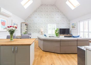Thumbnail 2 bed flat for sale in Eversley Park, Folkestone