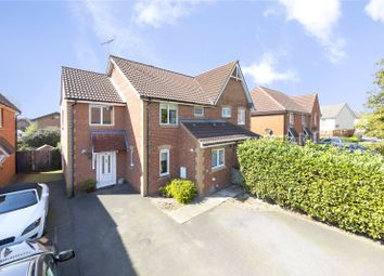 Thumbnail 4 bed semi-detached house for sale in Carnation Close, Rush Green, Essex