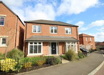 Thumbnail 4 bed detached house for sale in Dove Road, Mexborough, South Yorkshire