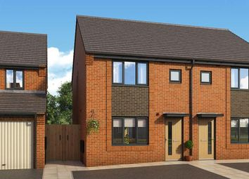 "Thumbnail 3 bed property for sale in ""The Leathley At Woodford Grange"" at Woodford Lane West, Winsford"