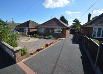 Thumbnail 3 bed detached bungalow for sale in Linden Road, New Costessey, Norwich