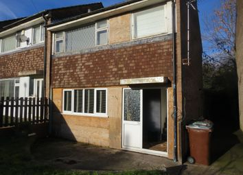 Thumbnail 3 bedroom terraced house for sale in Catherine Close, Bulwell, Nottingham