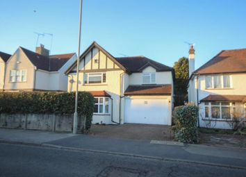 Thumbnail 4 bedroom property to rent in Woodman Road, Warley, Brentwood