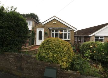 Thumbnail 2 bed detached bungalow for sale in Woodhall Drive, Leeds