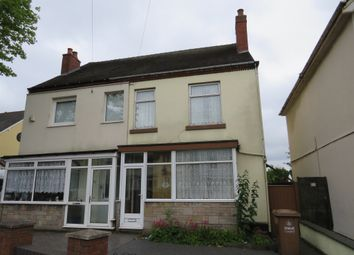 Thumbnail 3 bedroom semi-detached house for sale in Harden Road, Walsall