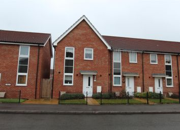 Thumbnail 3 bed end terrace house for sale in Jacinth Drive, Sittingbourne