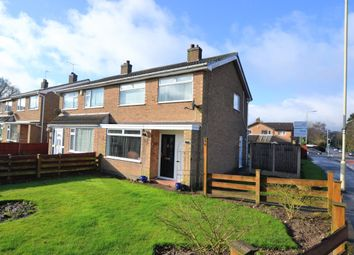3 bed semi-detached house for sale in Durris Close, Coalville LE67