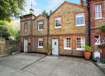 Thumbnail 2 bed cottage to rent in The Heath, Weybridge