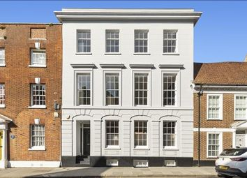 Thumbnail 7 bed terraced house for sale in West Street, Chichester, Sussex