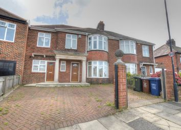 Thumbnail 7 bed terraced house for sale in Friarside Road, Fenham, Newcastle Upon Tyne