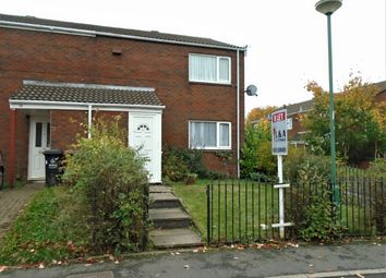 Thumbnail 2 bed terraced house to rent in Malkit Close, Walsall