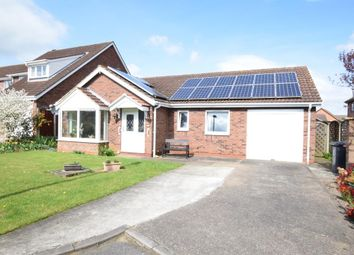 Thumbnail 3 bed detached bungalow for sale in Girton Close, Bottesford, Scunthorpe