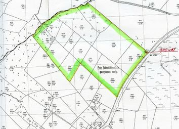 Thumbnail Land for sale in 25 Acres, Land At Llainganol, Hebron, Whitland, Carmarthenshire