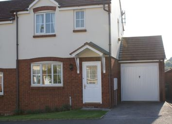 Thumbnail 3 bed semi-detached house to rent in Leeward Lane, Torquay