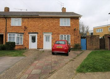 Thumbnail 2 bed end terrace house for sale in Barrington Close, Goring-By-Sea, Worthing, West Sussex