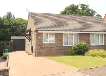 Thumbnail 2 bed semi-detached bungalow for sale in Rhiwlas, Thornhill, Cardiff