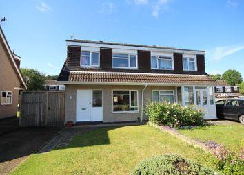 Thumbnail 3 bed semi-detached house for sale in Beaulieu Road, Tonbridge